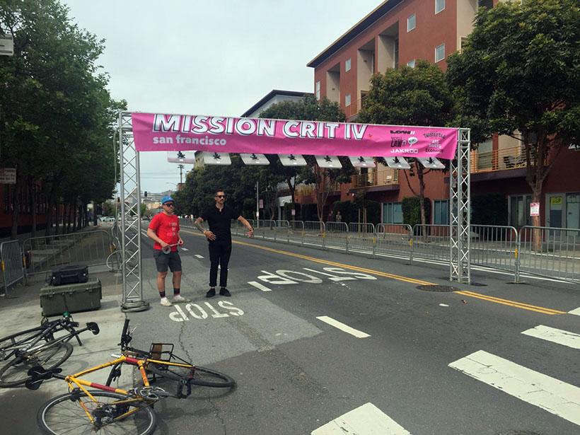 Mission Crit IV Race Prep