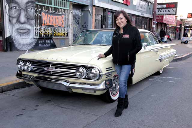 Lady lowriders grace the Grand Theatre