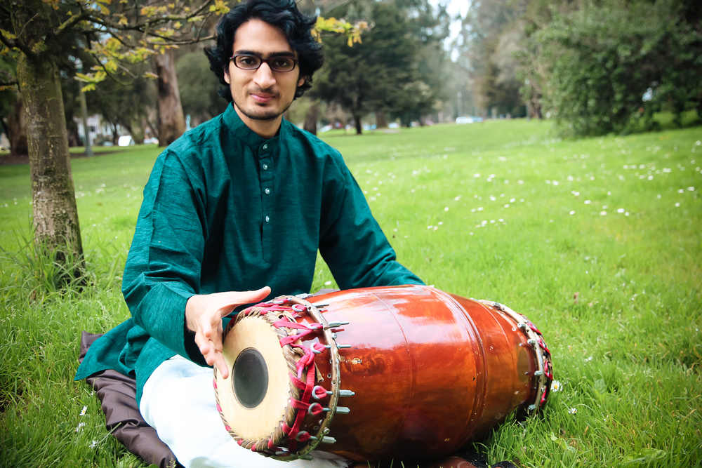 Indian percussion inspired by San Francisco to premiere at community center