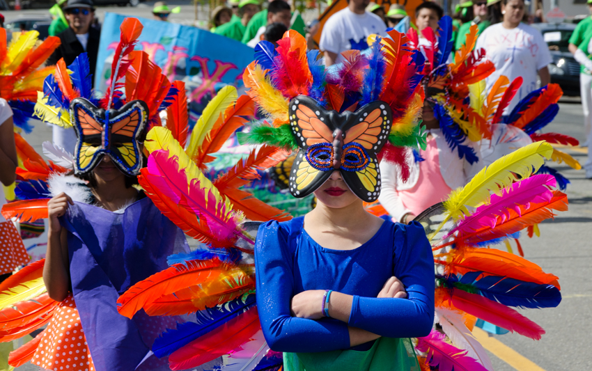 Photo essay: Kids of SF Carnaval, a look back