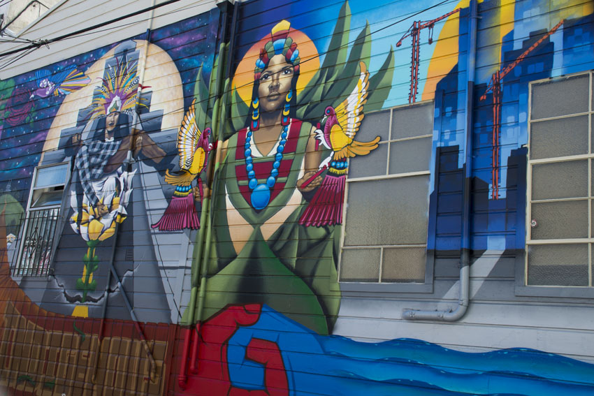 Instituto Familiar de la Raza to celebrate new mural Friday