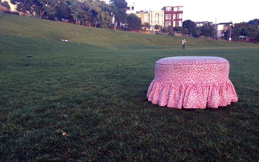 Dolores Park: What we leave behind