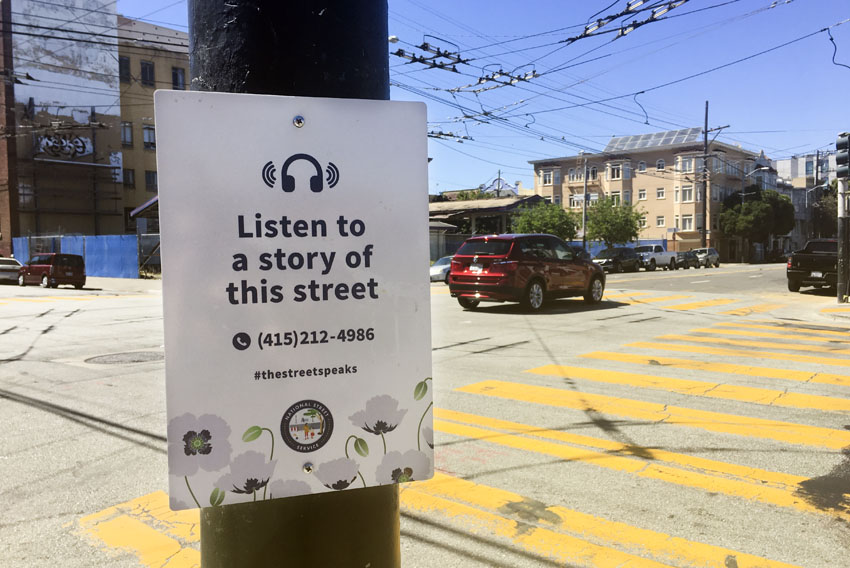 Listening Post invites you to hear stories of the streets on 16th