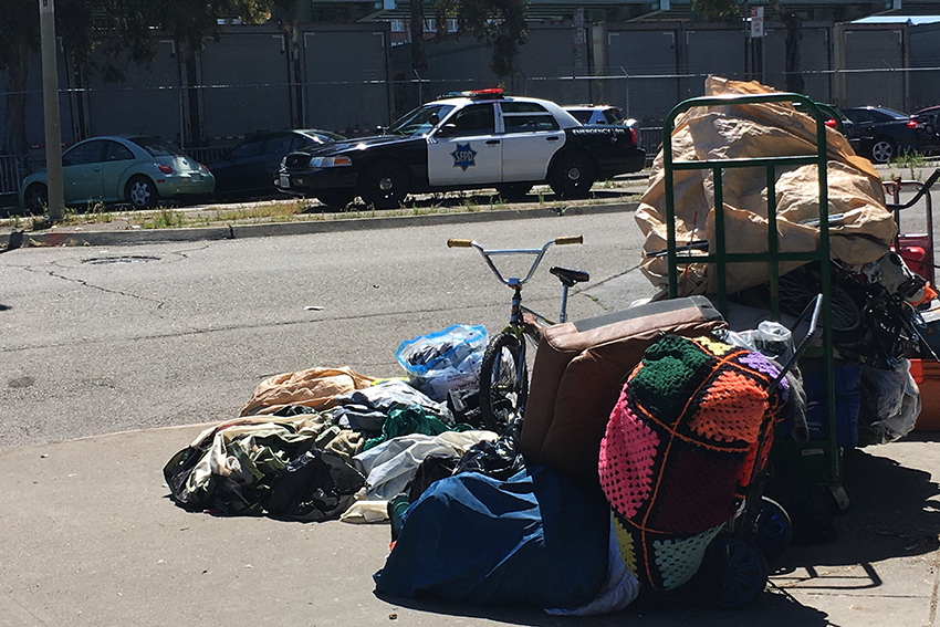 The Sweep Report: San Bruno Avenue