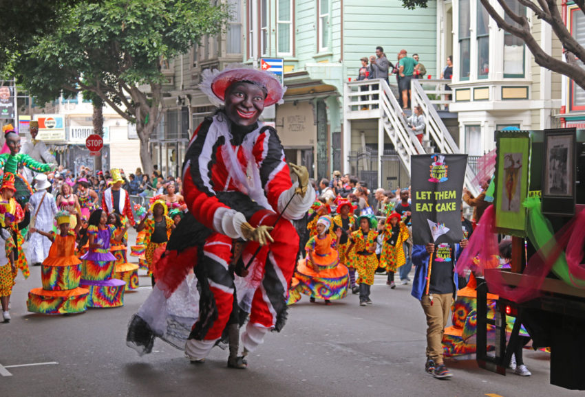 Photo essay: Carnaval, the parade