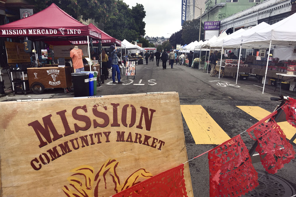 Listen Local: The Mission Community Market