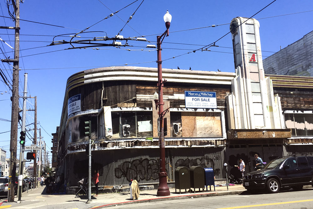 Nonprofit buys decaying building at 18th and Mission streets