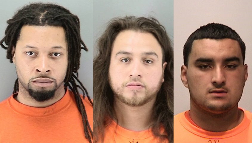 Three arrested for highway beating of a rideshare driver