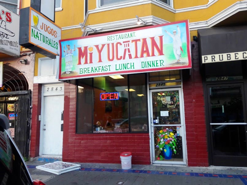 Mi Yucatan – New Mayan restaurant in the Mission