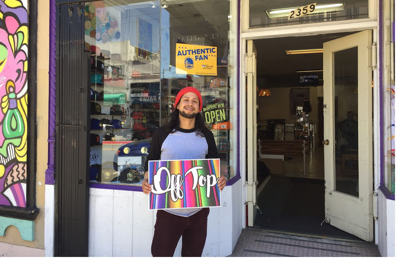 Store owner traveled to Mission to find community