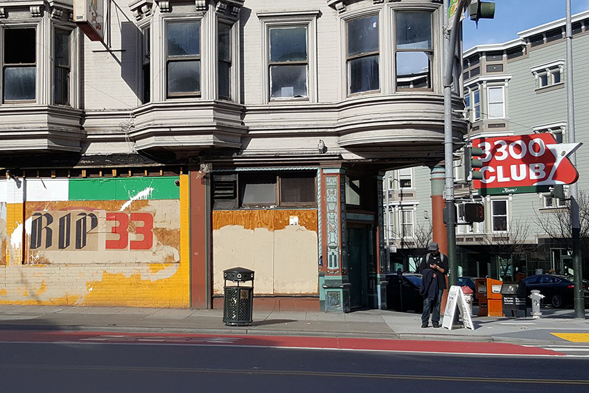 Gutted 3300 Club building up for sale, as developer ditches plans