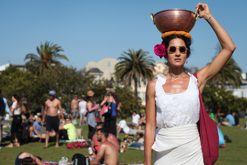 Dolores Park Style, outside the box