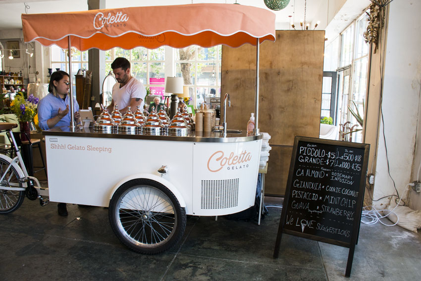 Mission's 12th ice cream shop offers gelato on wheels