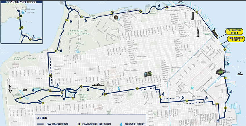 SF Marathon will hit Mission at the 21st mile (update, winners are in)
