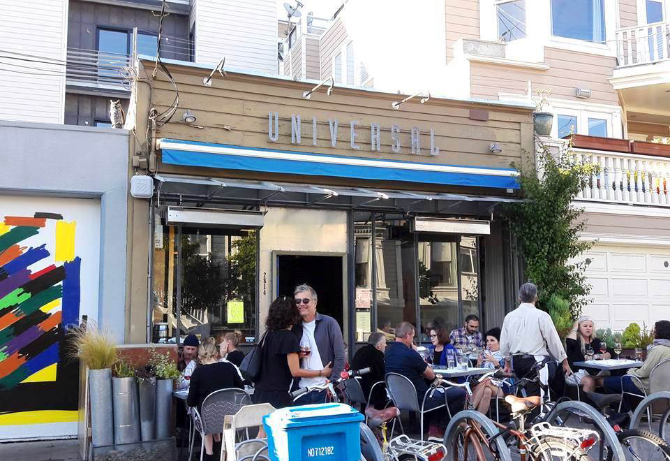 Universal Café – Old Timer in the Mission