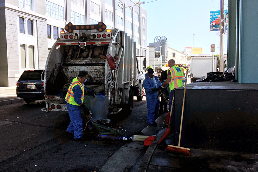 The Sweep Report: 9th and Brannan cleared of homeless campers