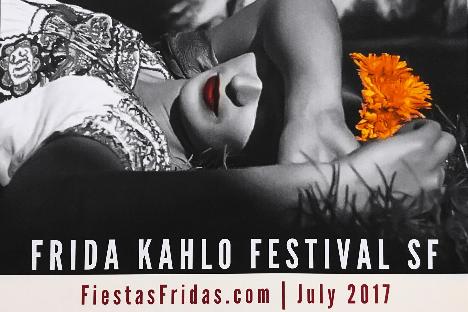 Frida Kahlo's 110th birthday celebration Sunday