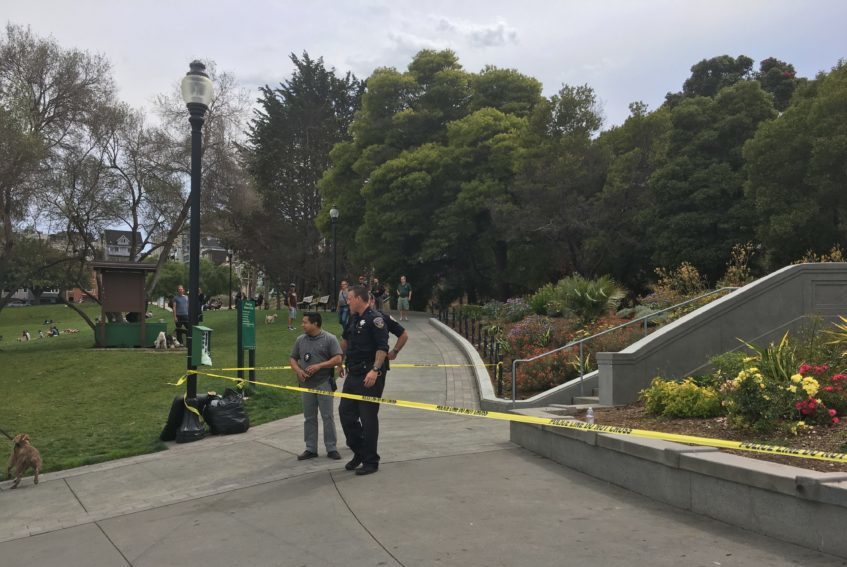 Dolores Park shooting injures three, one critically