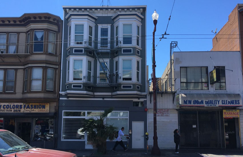 SF Mission residential hotels renovated for wealthier tenants