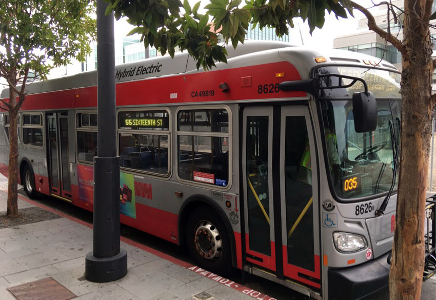 SF pivots: Costly, time-consuming Muni fix is now being done free