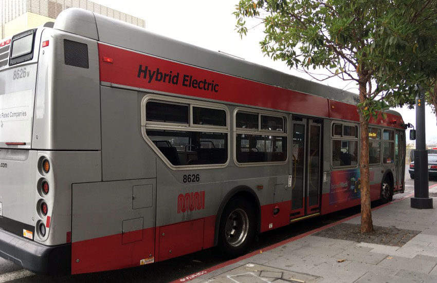 SF's Muni was fined $220K by state for blowing off emissions requirements