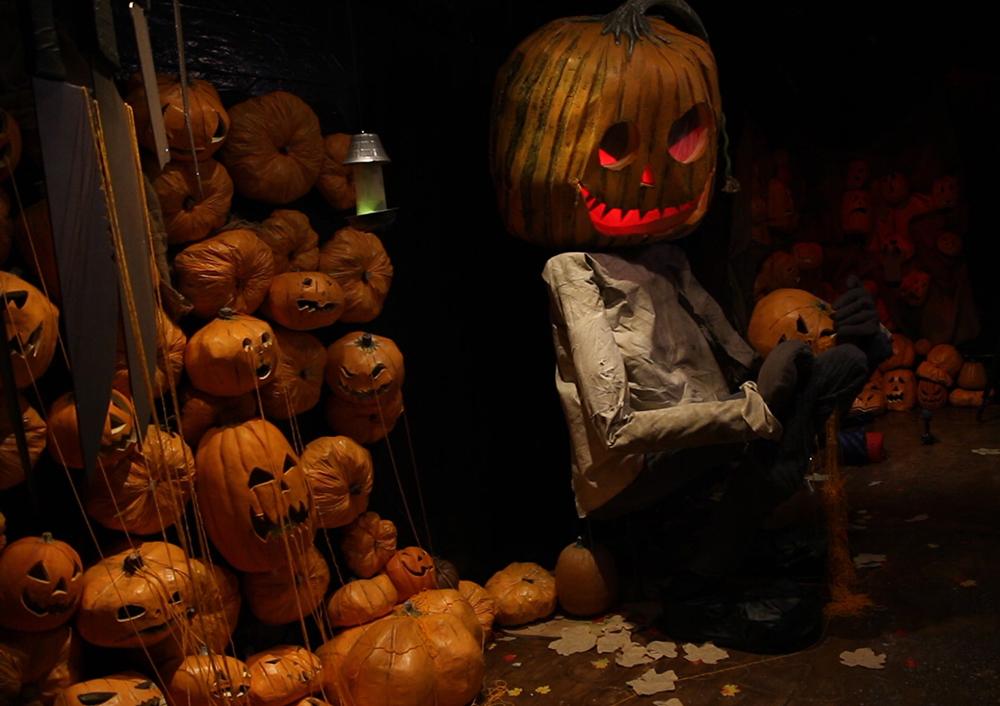 Secret arts space launches into creative Halloween season