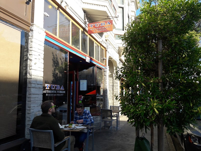 Tuba Restaurant & Grill – Turkish Flair in the Mission
