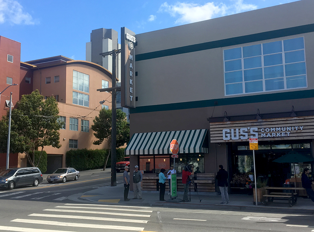 Beloved grocer, namesake of Gus's Market, killed in hit-and-run