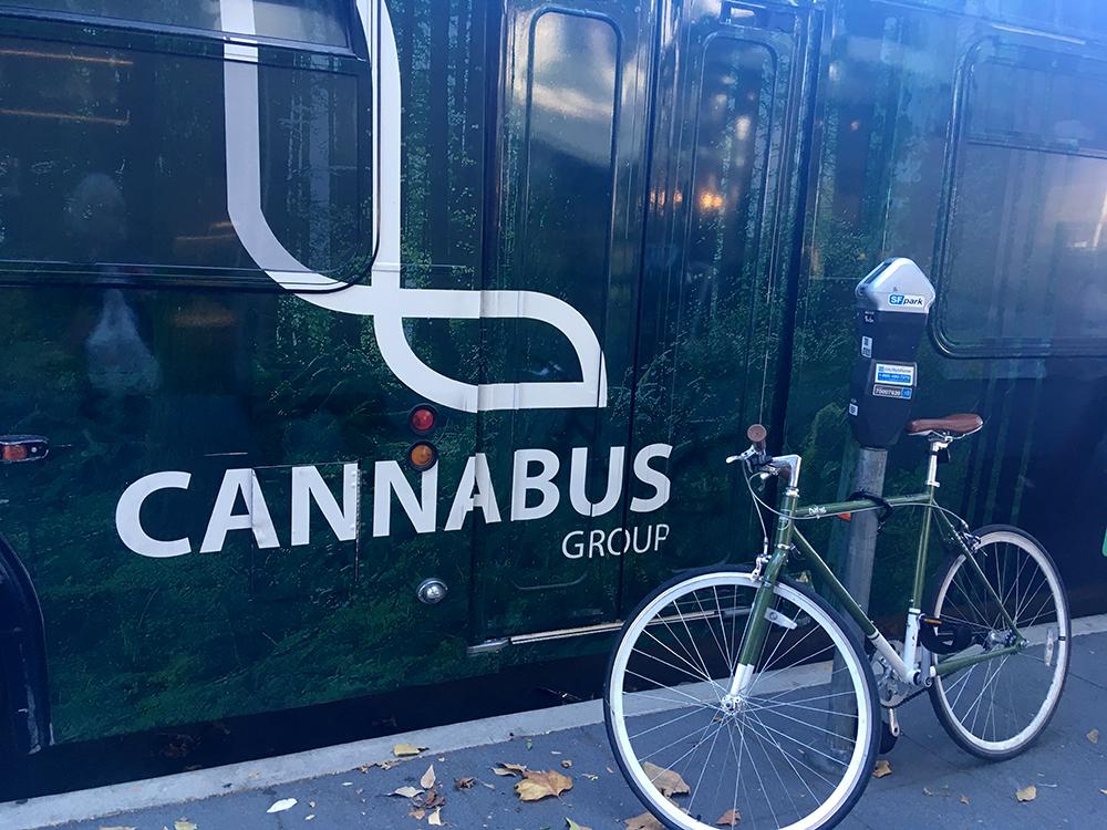 Cannabus brings weed on wheels to Valencia Street