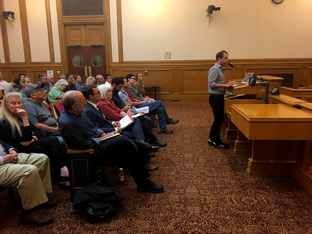No-brainer SF housing project delayed; welcome to SF housing