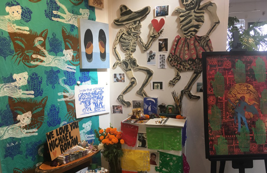 Día de los Muertos: Celebrations in the Mission this week