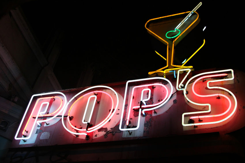SF Mission's Pop's Bar celebrates 80 years