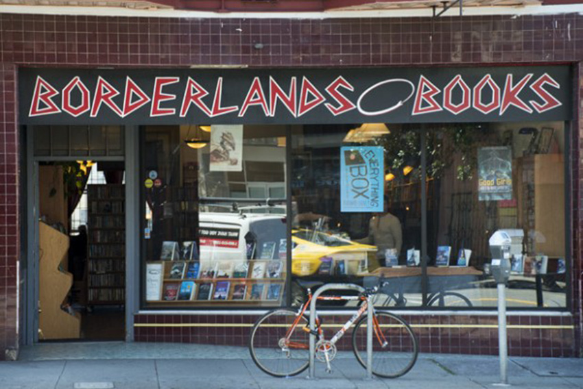 Saved by reader sponsors, Borderlands Books now aims to buy a building