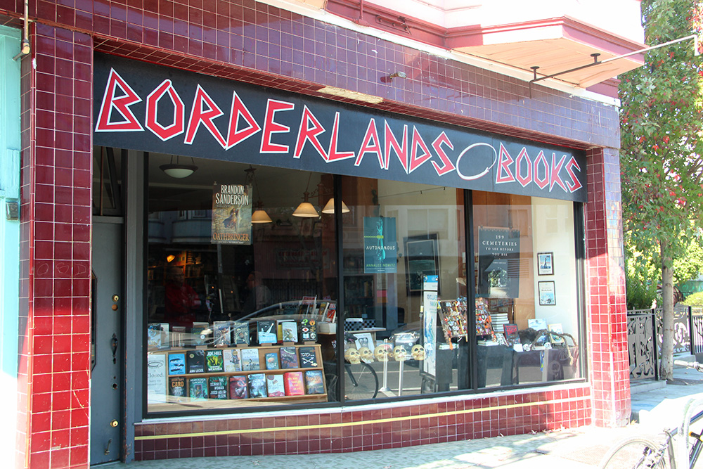 Success: Borderlands will buy Haight St. building thanks to its fans