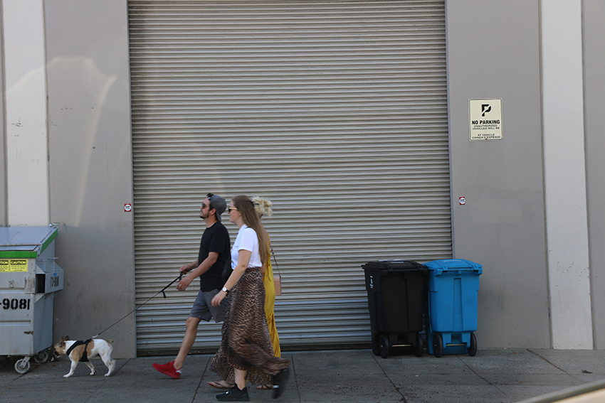In SF, roll up a door and find an urban winery