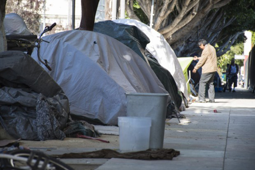 Street tent count drops dramatically, and other updates from District 9 Supervisor