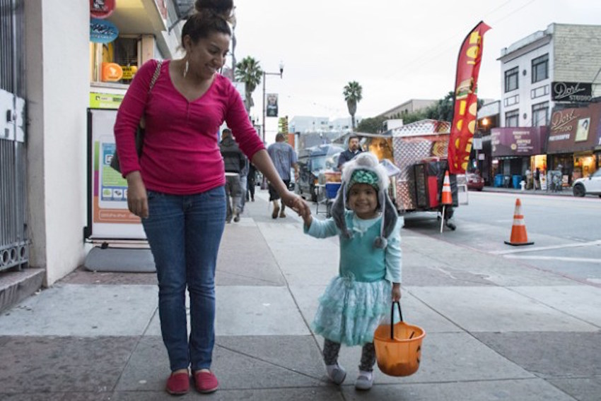 Where to dance and trick-or-treat in the Mission tonight