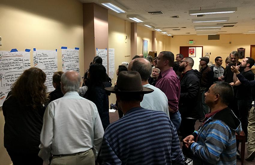 Mission residents brainstorm ways to preserve district's unique culture