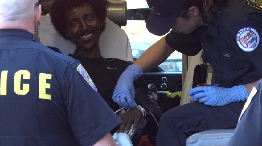 Help over handcuffs: BART police officers see promise in new drug diversion program