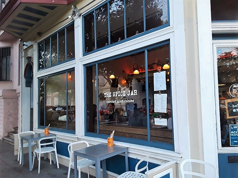 Spice Jar: Asian Fusion in the Mission