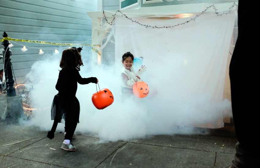 If Halloween reflects SF's psyche, Trump is no longer funny