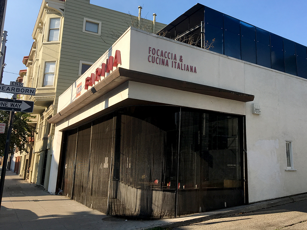 LGBTQ space backed by Peter Thiel's firm eyes former Farina space in SF Mission