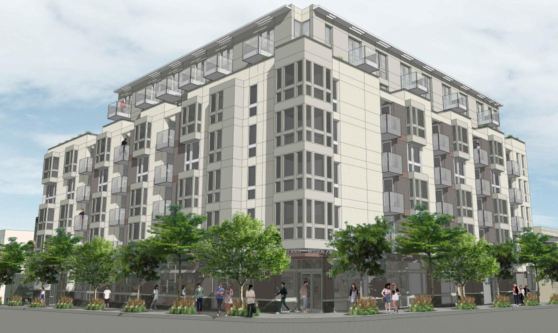 75 units of housing approved for 19th and South Van Ness