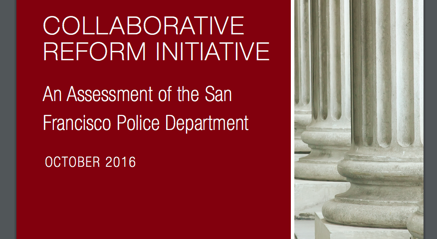 Road to SFPD reform cautiously, sometimes haltingly, engages community