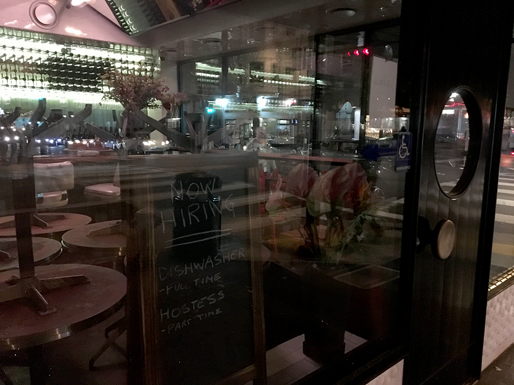 Farina's SF restaurant empire collapses
