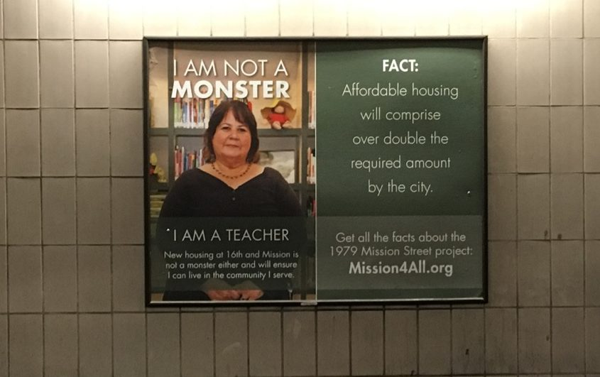 SF teacher says she was tricked into 'I Am Not a Monster' BART campaign