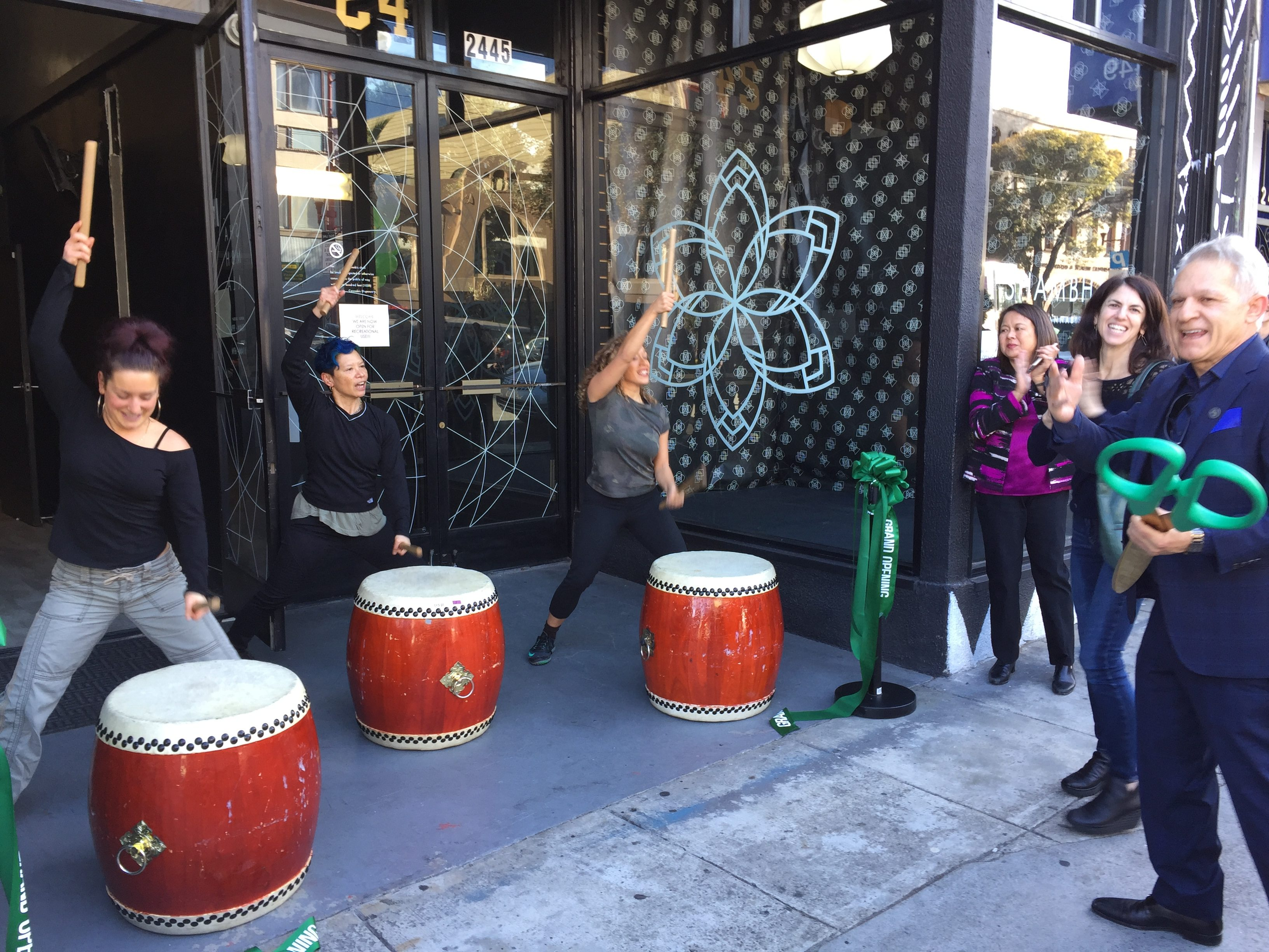 SF Mission's Shambhala reopens as recreational pot store