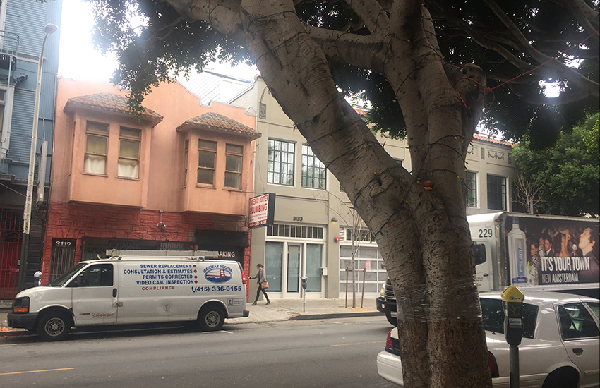 Neighbors bristle at plan to remove trees on SF Mission's 24th Street