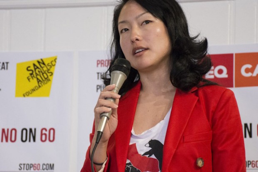 In dual endorsement, Hillary Ronen backs Jane Kim for Mayor