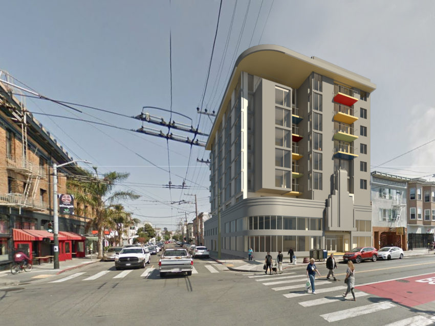 SF nonprofit reveals its plans for derelict building at 18th and Mission